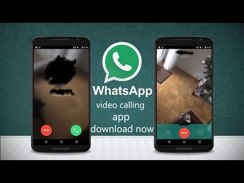 Whatsapp Video Calling Live app download now