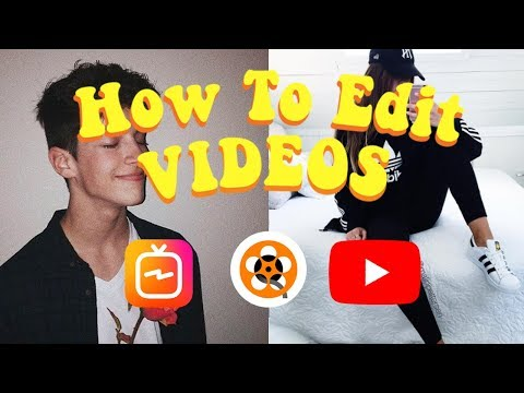 How to Edit Videos With Animotica for IGTV And YouTube