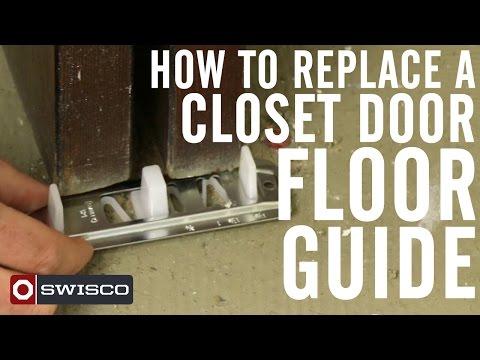 How to Replace a Closet Door Floor Guide [1080p]