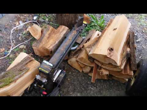 How I split logs super fast with a slow splitter