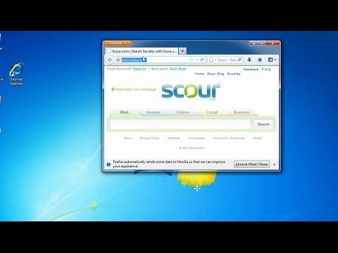 How to remove Scour.com