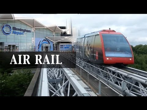Air Rail Birmingham International Airport