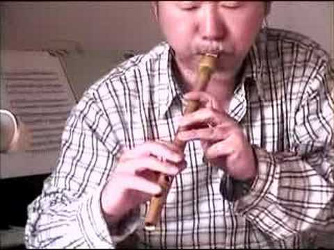 Hichiriko Bb-tube (bamboo sax) ヒチリコBb管(バンブーサックス)
