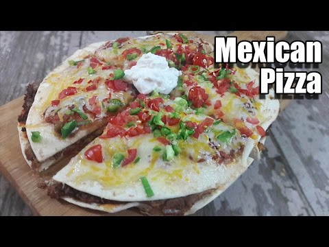Taco Bell's Mexican Pizza Recipe | Episode 281