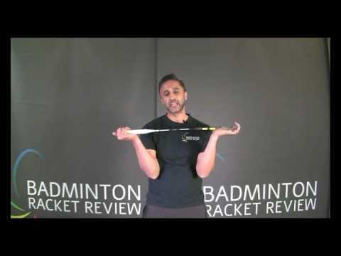 Babolat I-Pulse Lite Badminton Racket Review