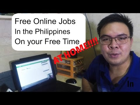 How to Make Homebased Money Online  in the Philippines 2017