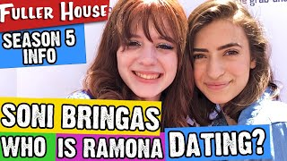 Soni Bringas | Who is Ramona Dating? Michael Campion Fuller House Season 5 Info