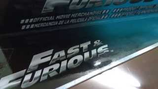 fast & furious official movie merchandise