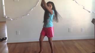 Shriya Dance practice Rut Aagayi re