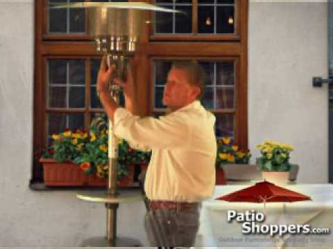 Propane Patio Heater Troubleshooting
