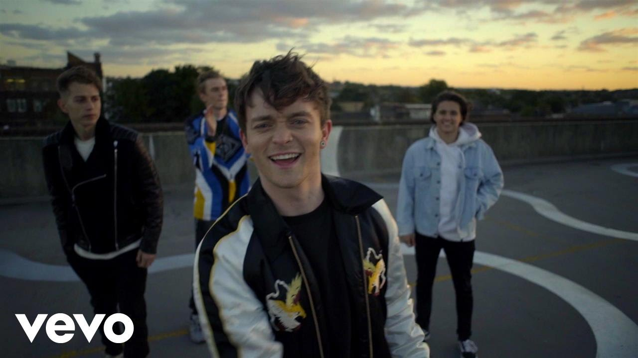 The Vamps, Matoma - All Night