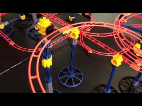 Marble Roller Coaster Physics Project 2012
