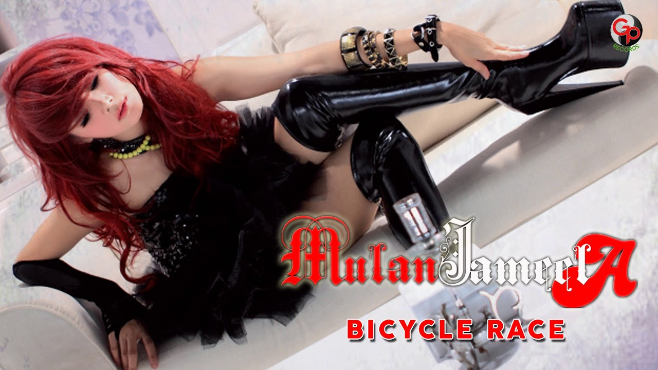 Mulan Jameela - Bicyle Race