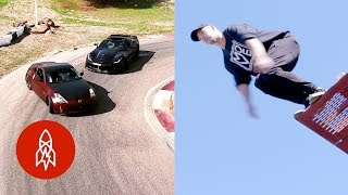 Don't Try These Stunts at Home