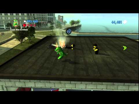 Lego City Undercover Chapter 10 Part 3
