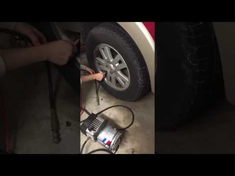 Check Your Tire Pressure | Cold Temperatures Can Cause A Drop