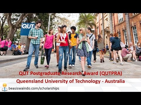 Australia - Queensland University of Technology Postgraduate Research Award (QUTPRA) #140930