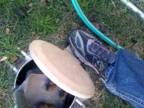 Pet Septic Tank Doggie Dooley 3000 Dog Poop Container Doggie Dooley