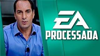 Edmundo PROCESSA EA por causa de FIFA e HACKERS ATACAM Roblox