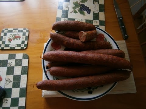 How to make perfect Hungarian Sausage