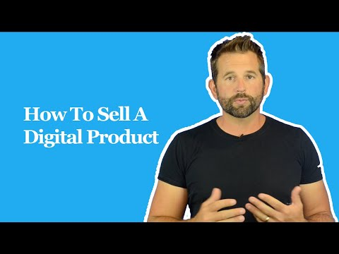 How To Sell A Digital Product 2017