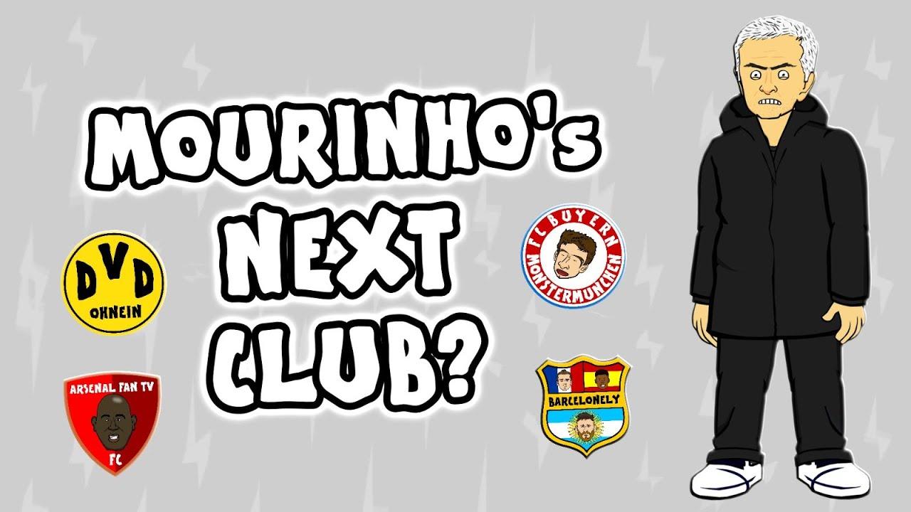 Jose Mourinho's NEXT club!