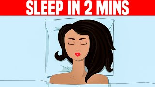How to Fall Asleep in Just 2 Minutes