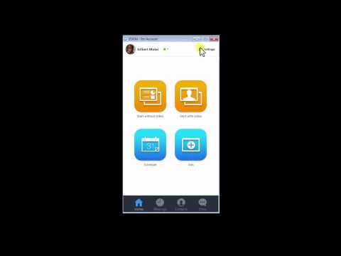 How to use ZOOM Instant Messaging and Group Chat Basics