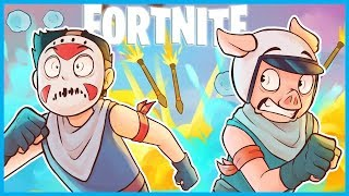 The CRAZIEST GAME MODE in Fortnite: Battle Royale! (High Explosives Funny Moments)