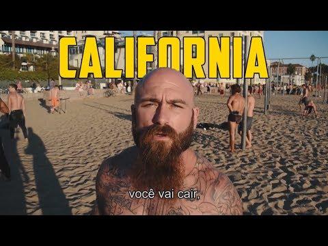 Calistenia Brasil - Santa Mônica & Venice Beach