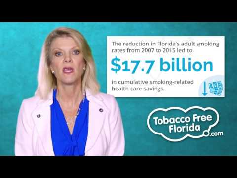 Tobacco Free Florida 10-Year Anniversary Message