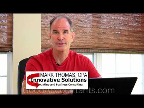 Mark Thomas, CPA Sykesville, MD | GoodAccountants.com Member