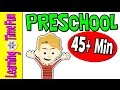 Download Preschool Learning | Videos for Kids | ABC's | Phonics | Colors | Shapes | Numbers | Months | Time MP3,3GP,MP4