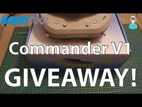 Aomway Commander V1 - Overview + Giveaway!