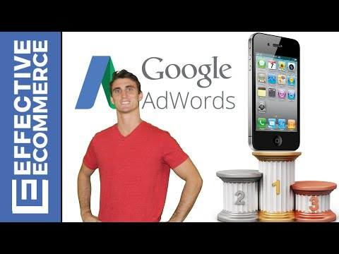 How to Make a Mobile Only Adwords Campaign