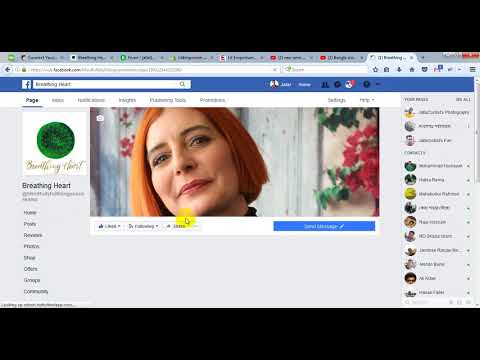 Add Custom Button At Facebook Page | Add Custom HTML Button At Facebook Page