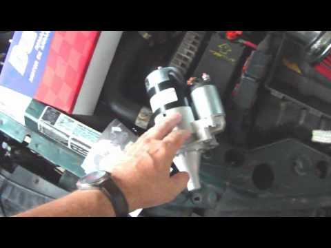 Chrysler Sebring Convertible '96-'00 STARTER Repair/Replacement