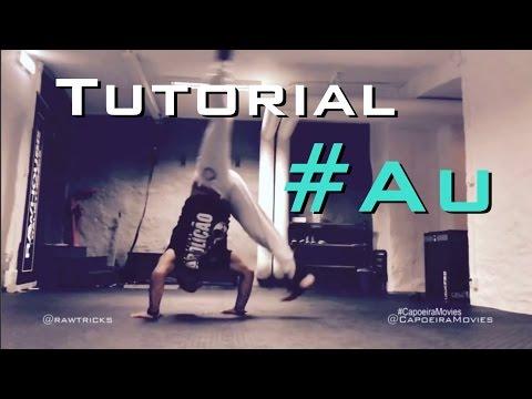 Tutorial #17 Basic Tutorial capoeira Au  ( ENGLISH )