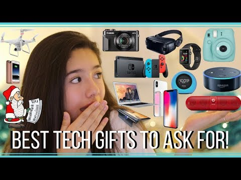 HOTTEST TECH GIFT IDEAS! CHRISTMAS WISH LIST!