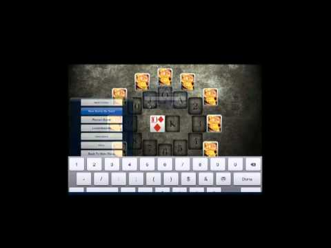 Solitaire for the iPad, iPod, and iPhone - The BEST Solitaire Game for the iOS, 36 Free Game Modes