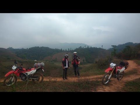 Northwest Vietnam Motorbike Tour - 3 Days - Jeff and Ken