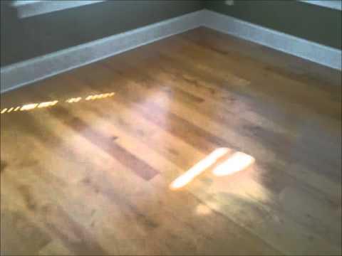 Cornelius T-Cup (before) Pt.1 - Hardwood Floor Refinishing Charlotte, NC