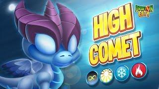 The High Comet Dragon - Dragon City