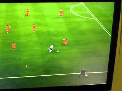 Weirdest fifa15 goal ever