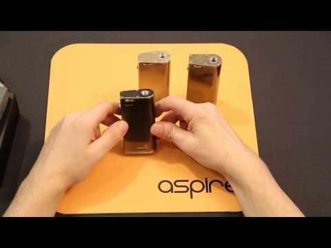 Aspire Pegasus TC MOD video manual