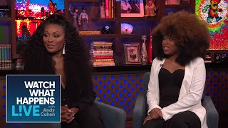 Cynthia Bailey Was Rooting For Luann De Lesseps' Marriage   WWHL