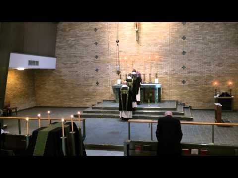 All Souls' Mass - Church of the Holy Cross (Episcopal), Dallas