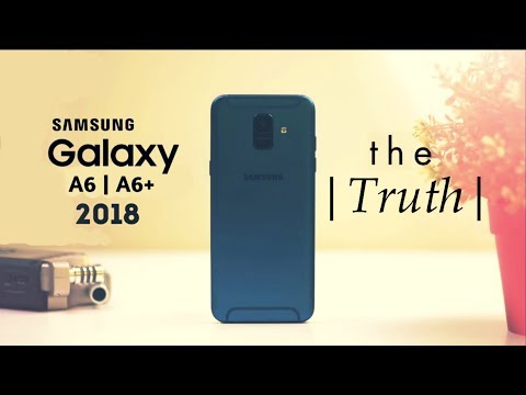 Galaxy A6 and A6+ 2018 Hands On Review!! Galaxy A6 Color Options