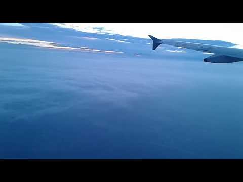 Indigo Flight From IGI To Mumbai