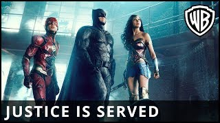 Justice League - Thunder - Warner Bros. UK